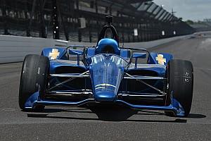 IndyCar Top List Galería: Así es el primer vistazo de los IndyCar 2018