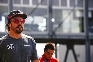McLaren confirma renovação de Alonso para 2018
