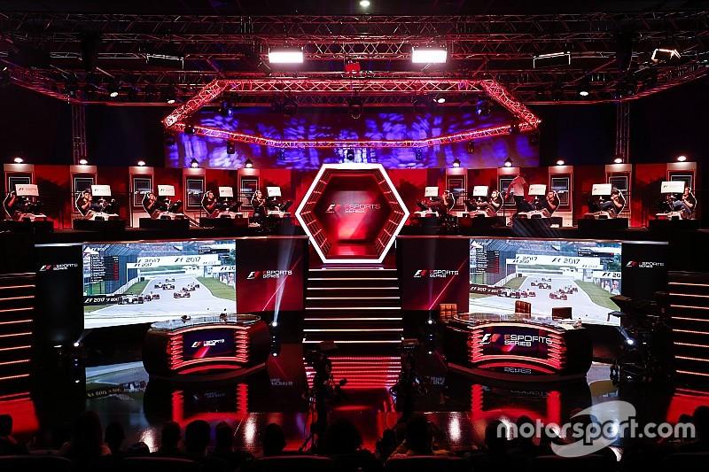 Data en deelnemers voor F1 eSports-finale bekendgemaakt
