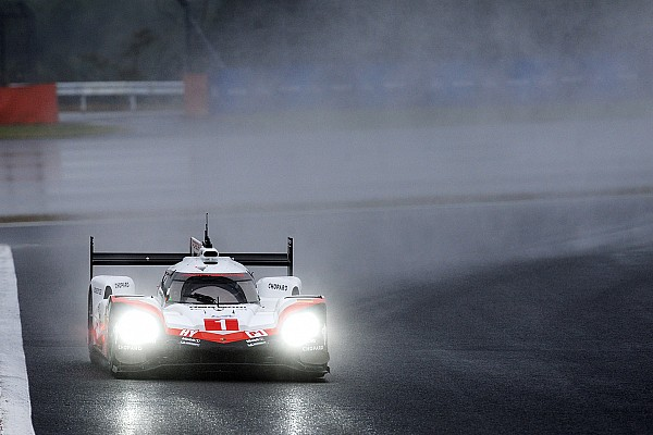 Pas de consignes chez Porsche à Fuji, à une condition...