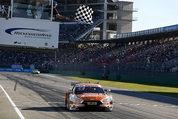 Hockenheim DTM: Green wins, Ekstrom fails to score