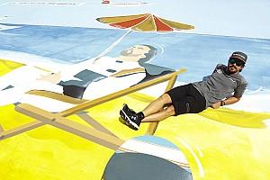 Веселые каникулы. Как отдыхают пилоты Ф1