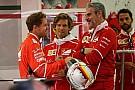 """Arrivabene: """"Räikkönen nagyszerű, Vettel nem véletlen nyert négy címet"""""""