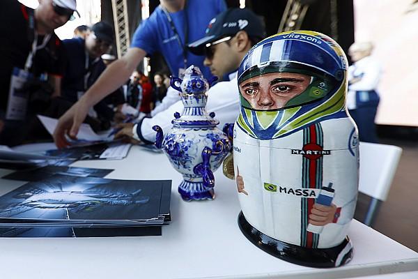 Formula 1 I più cliccati Fotogallery: le 25 foto più belle del giovedì GP di Russia