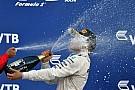 L'histoire derrière la photo- Bottas savoure la victoire