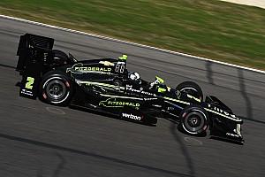 IndyCar Jelentés a versenyről Megvan Newgarden első IndyCar-győzelme a Team Penske színeiben!