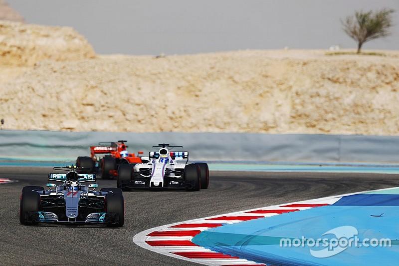 GP de Bahreïn - Les 25 meilleures photos de samedi