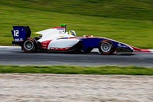 GP3 Testing report Boccolacci leads ART trio in second GP3 test day