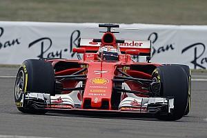 Райкконен провел обкатку Ferrari SF70H