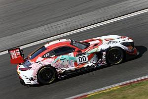 Blancpain Endurance Nieuws 24 uur Spa: Nieuw chassis en motor voor Kobayashi
