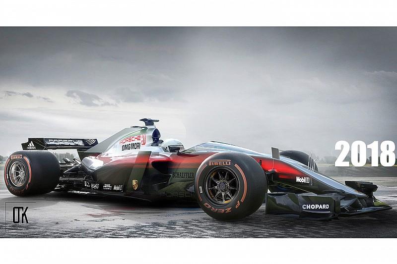 Porsche Formula 1′e Geri Döner mi?