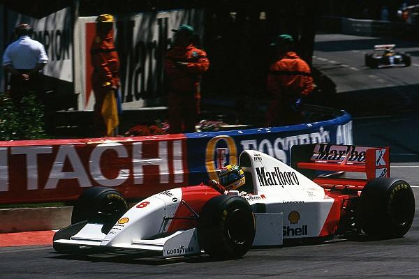 Formule 1 Nieuws McLaren van laatste Monaco-zege Senna wordt geveild