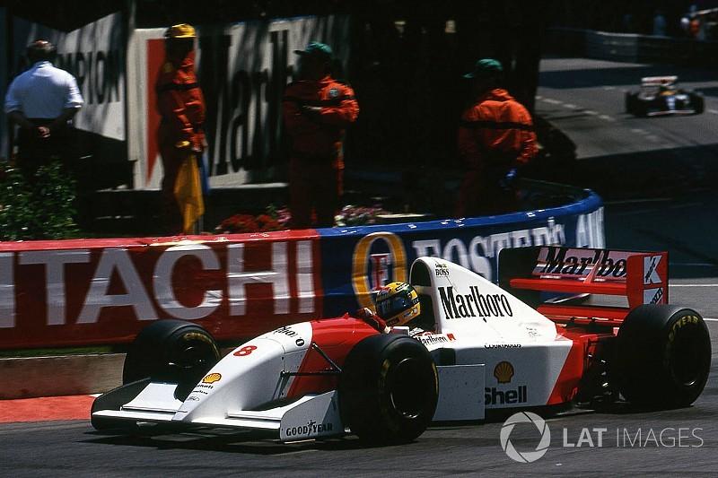 Senna'nın eski McLaren aracı açık artırmaya sunulacak