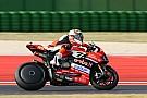WSBK Après le MotoGP, Ducati tente la roue carénée en Superbike