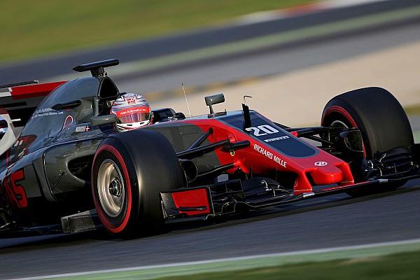 Магнуссен назвал Haas «хорошей маленькой командой»