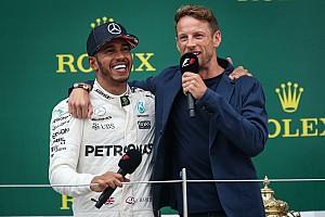 Formel 1 News Jenson Button will keinen TV-Job: