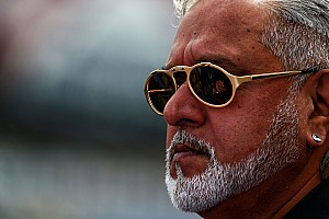 F1 Noticias de última hora Mallya, arrestado por presunto lavado de dinero a través de Force India