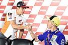 Marquez puji Rossi dan anggap Vinales rival utama