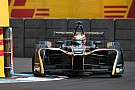 Formule E Gutierrez maakt indruk tijdens Formule E-debuut: