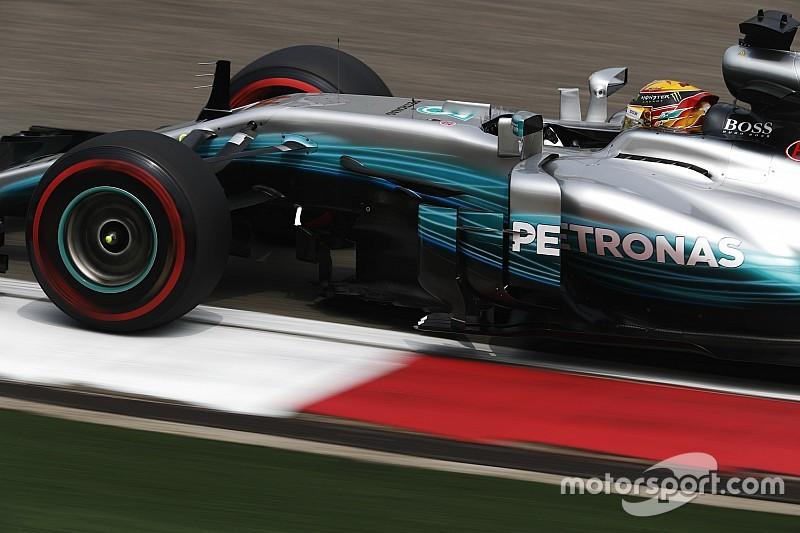 "Hamilton: ""Ferrari está un paso por delante en carrera"""