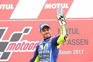 MotoGP Reactions Rossi: Kemenangan ini buka peluang juara dunia