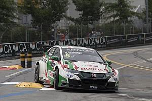 WTCC Crónica de Clasificación Michelisz toma la pole en Portugal