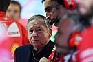 Todt maju kembali dalam pemilihan Presiden FIA