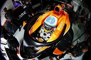 Formule 1 Diaporama GP de Malaisie - Les 25 meilleures photos de vendredi