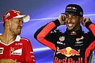 Формула 1 Ріккардо: Феттель і Хемілтон не кращі за мене