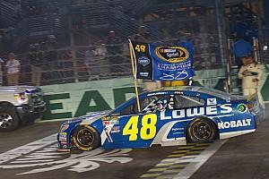 Monster Energy NASCAR Cup Elemzés Jimmie Johnson - a hetedik bajnoki cím legfontosabb pillanatai