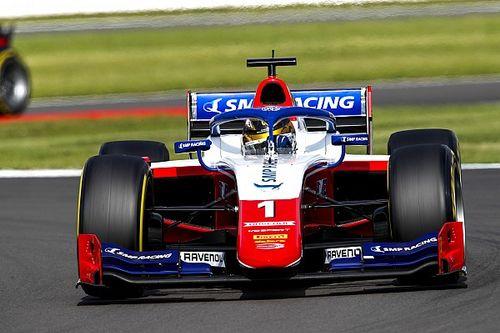 F2 Silverstone: Shwartzman se impone tras tres Safety Car