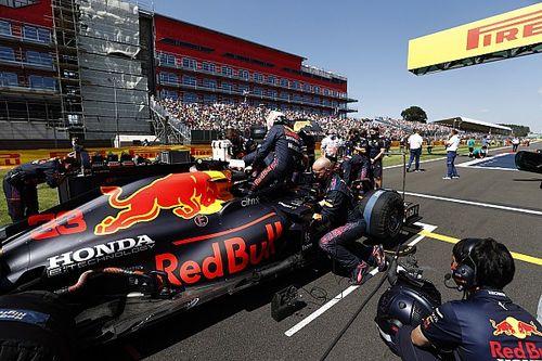 F1: Motor de Verstappen da colisão na Grã-Bretanha pode ser usado novamente