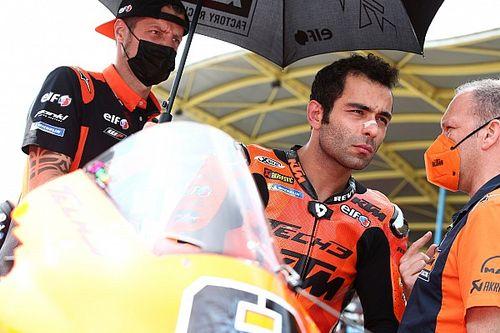 KTM apoyará el desembarco de Petrucci en el Dakar