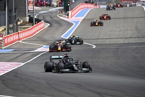 F1 - Mercedes: dados apontavam que estratégia daria vitória a Hamilton na França