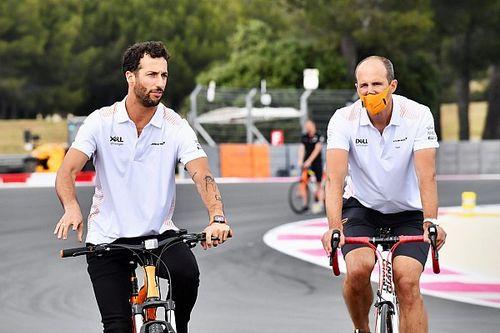 Ennyi pontot adna Ricciardo az idei F1-es teljesményére