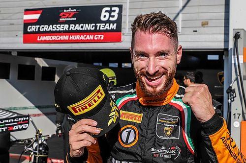 Lamborghini driver Bortolotti to make DTM debut at Assen