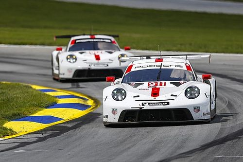 Porsche salta anche le gare IMSA a Mid-Ohio