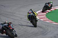"""Rossi: """"Morbidelli está al nivel de Quartararo, Viñales y Mir"""""""