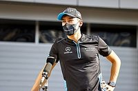 拉塞尔将代替汉密尔顿参赛,埃肯获得F1首秀机会