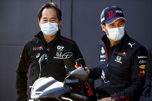 A Honda célja a holnapi versenyre: A dobogón akarunk lenni!