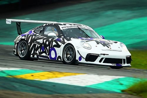 Frangulis to drive Oak Racing Team art car in Porsche Cup Brazil