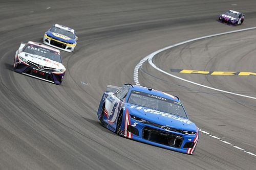 Kyle Larson and Hendrick Motorsports win big in Las Vegas