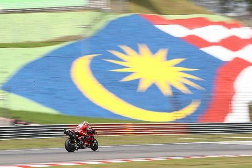 MotoGP, Sepang'daki sezon öncesi testini iptal etti
