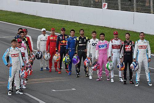 Todos los datos de la F1 2020