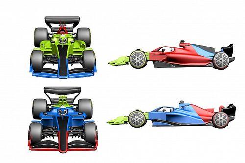 Los F1 se verán más diferentes entre sí en 2021