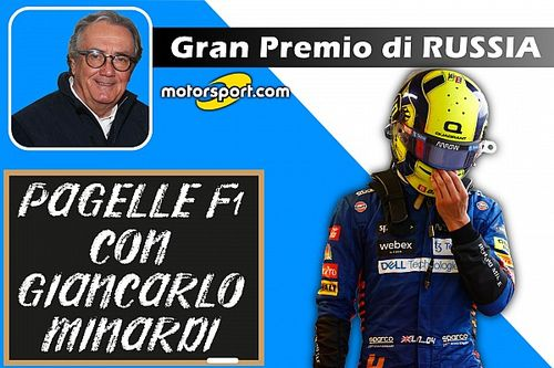 "Minardi: ""Norris straordinario, la McLaren complice nell'errore"""