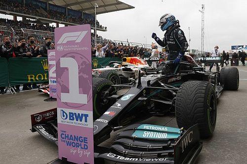 Bottas elmondta, miben javult fel a Mercedes