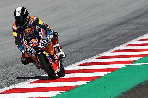 Juara Red Bull Rookies Cup 2021 Debut Moto3 Emilia Romagna