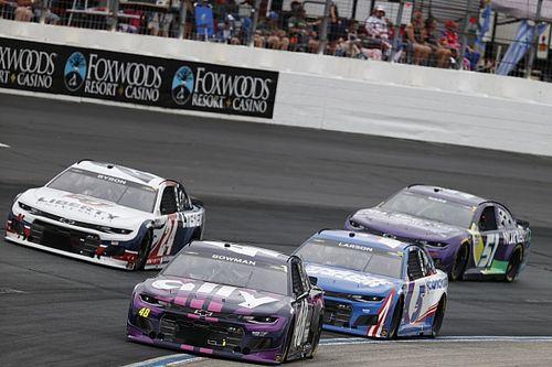 NASCAR suspende a dos ejecutivos de Hendrick Motorsports
