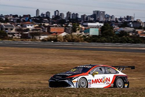 Stock Car: Jimenez espera melhor sorte em prova no anel externo de Pinhais